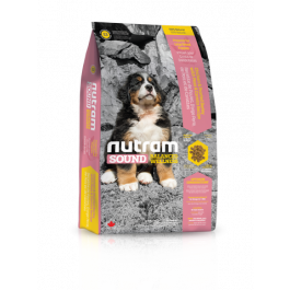 S3 Nutram Sound Balanced Wellness Large Breed Natural Puppy Food