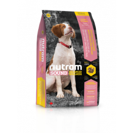 S2 Nutram Sound Balanced Wellness 13.6kg Natural Puppy Food