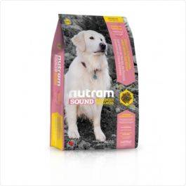 Nutram S10 Senior Dog Food Balance Natural  13.6kg