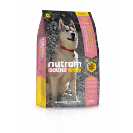S9 Nutram Sound Balanced Wellness 13.6kg Adult Lamb Natural Dog Food