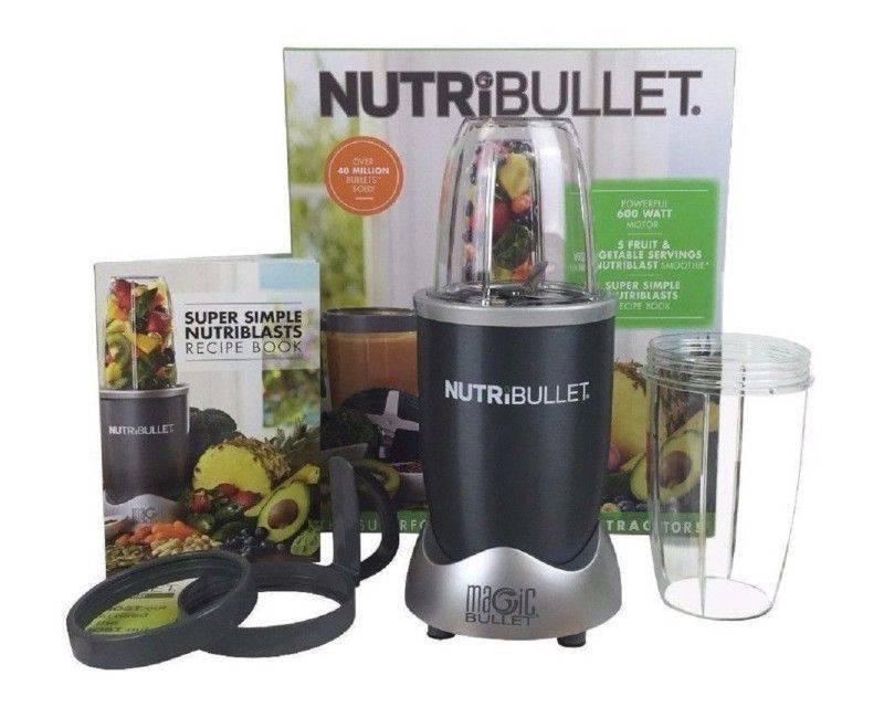Magic Bullet 8-piece Nutribullet