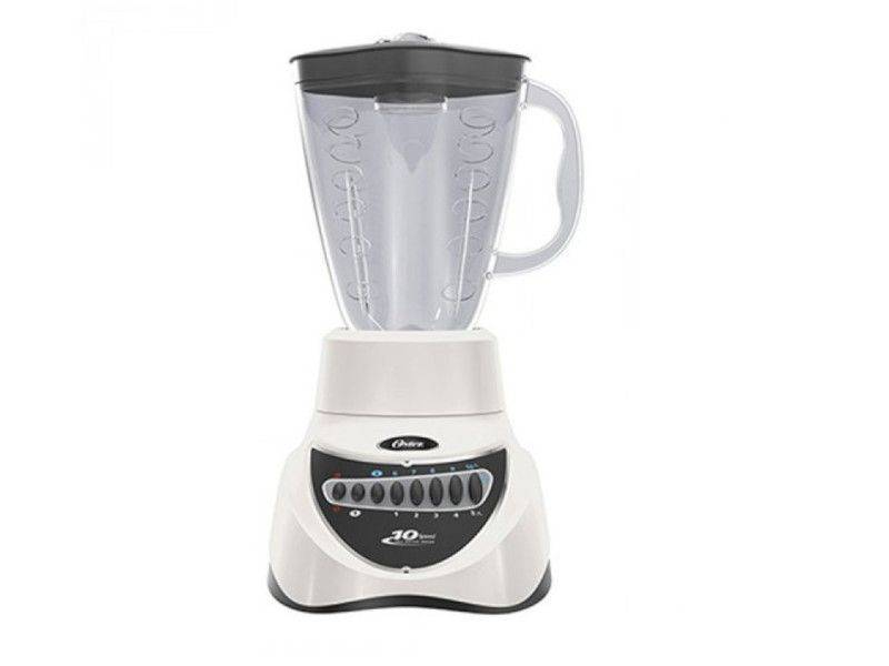Oster 10 Speed White blender