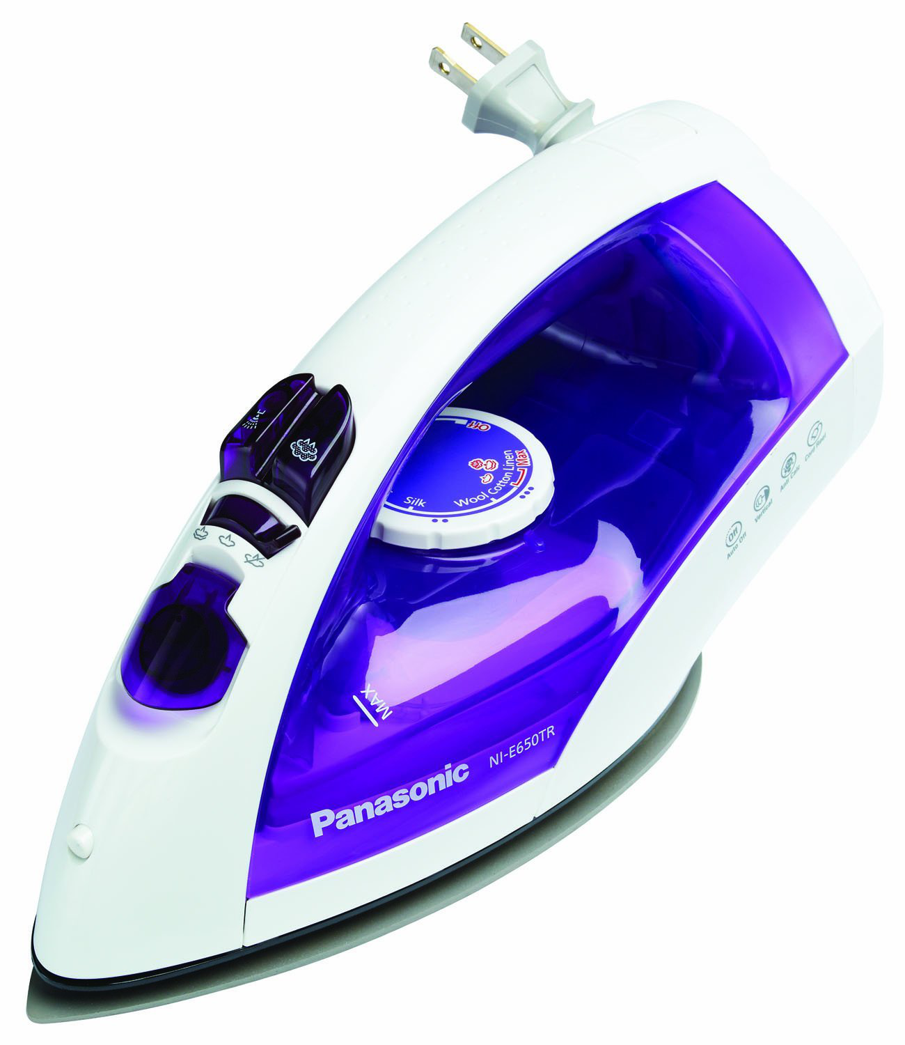 Panasonic U Shaped Steam Iron NIE650