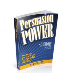 Persuasion Power by Alvin Day