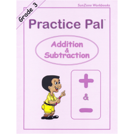Practice Pal Addition and Subtraction Grade 3