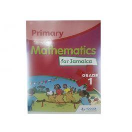 Primary Mathematics for Jamaica Grade 1 by Tracy Hamilton (Hodder Education)