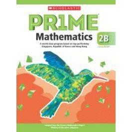 Scholastic Prime Math Coursebook 2B