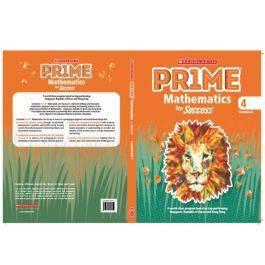 Scholastic Prime Mathematics for Success Coursebook 4