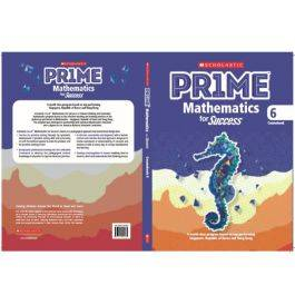 Scholastic Prime Mathematics for Success Coursebook 6