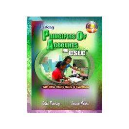 Carlong Principles of Accounts for CSEC – With SBA, Study Guide, Exercises