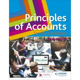 Principles of Accounts for the Caribbean 6th Edition by Shelia Robinson & Frank Wood