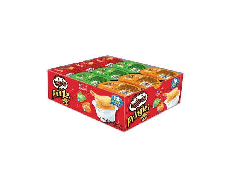 Pringles Variety Pack 0.7oz 48 Count