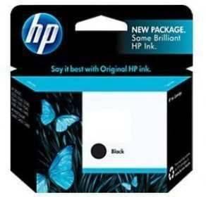 HPc CZ117AL 670XL Black Ink Cartridge 550 pages