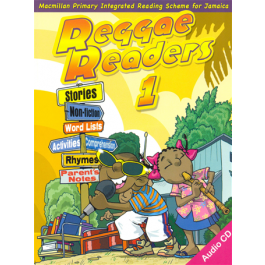 Reggae Readers Book 1 (Audio CD)