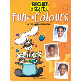 Right Start Beginning Colouring -Integrated Workbook