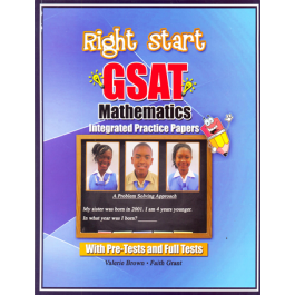 Right Start GSAT Mathematics Integrated Practice Papers