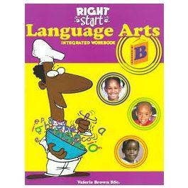 Right Start Language Arts Integrated Workbook B
