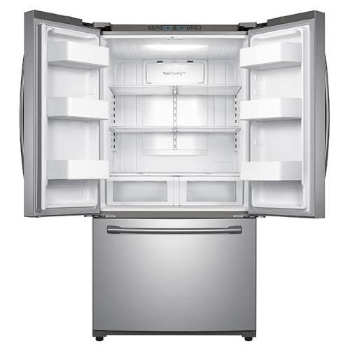 Samsung RF26HFENDSL 26 CB French Door Stainless Steel Refrigerator