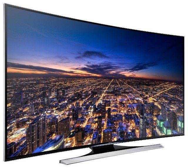 Samsung 55-inch 4K Ultra HD Smart TV