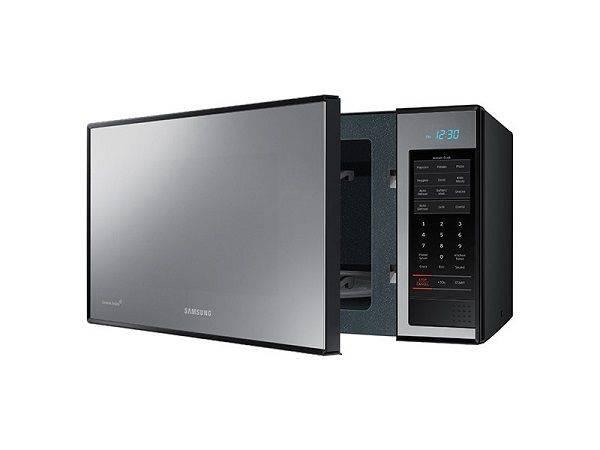 Samsung 1.4 Cu. Ft. Stainless Steel Microwave
