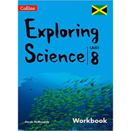 Collins Exploring Science Workbook: Grade 8
