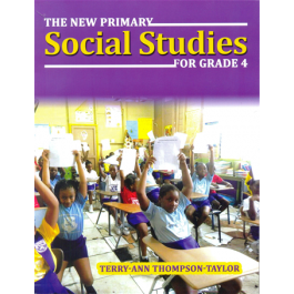 The New Primary Social Studies for Grade 4 Revised