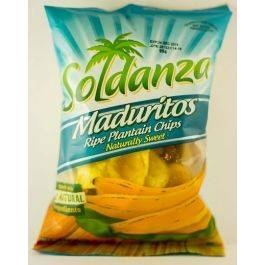 Soldanza Sweet Plantain Chips