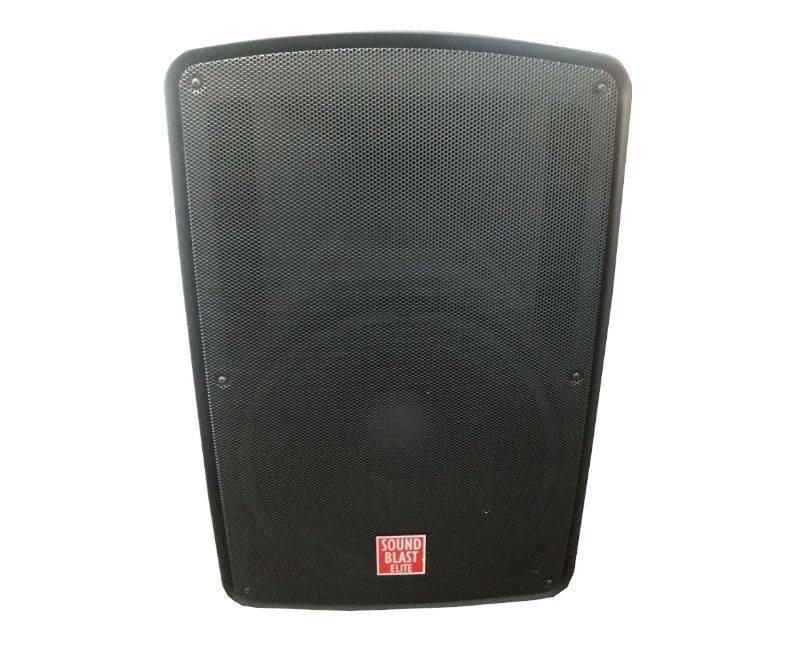 Sound Blast Professional Sound System Elite Series 2285 Watts