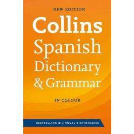 Collins Spanish Dictionary and Grammar (Collins Dictionary and Grammar) (Spanish and English Edition)