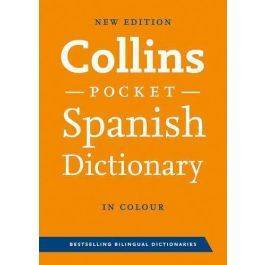 Collins Pocket Spanish Dictionary (Spanish/English Edition)