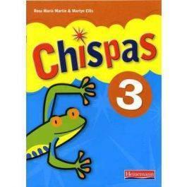 Chispas - Caribbean Primary Spanish Pupil Book 1 Level 3