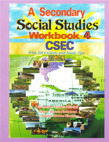 A Secondary Social Studies Workbook 4