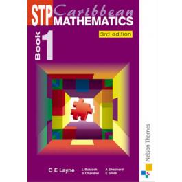 STP Mathematics for Jamaica Grade 7 Workbook Nelson Thornes Secondary Books