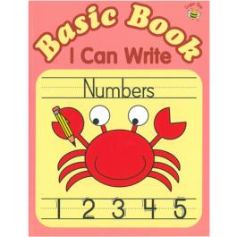 Basic Book: I Can Write Numbers