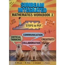 Sunbeam Integrated Mathematics Workbook 3 for Age 8 Years by M. Mclean, M. Mies, C. Campbell & L.Fearon
