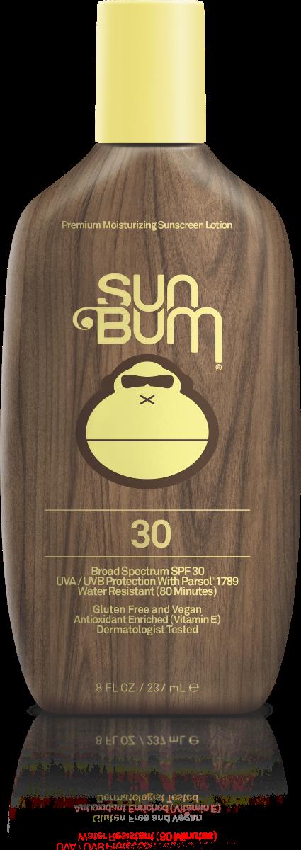 Sun Bum SPF 30 Moisturizing Sunscreen Lotion 8 FL. OZ.