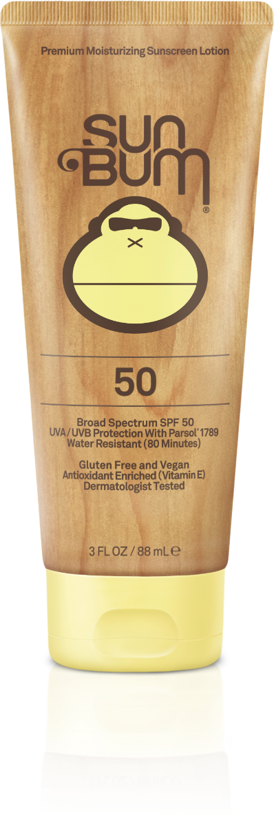 Sun Bum SPF 50 Moisturizing Sunscreen Lotion 3 FL. OZ.