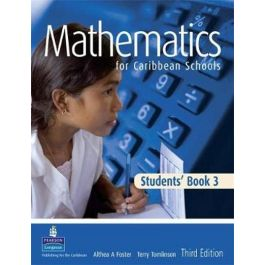 Maths for Caribbean Schools: New Edition 3