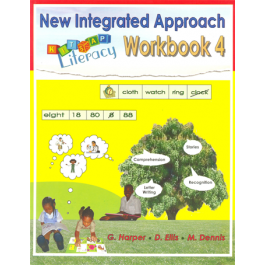 The New Integrated Approach Literacy Workbook 4