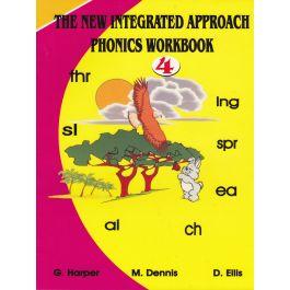 The New Integrated Approach Phonics Workbook 4 by G. Harper, M. Dennis & D. Ellis
