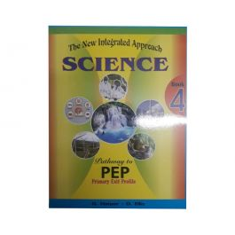 The New Integrated Approach Science Book 4 Pathway to PEP by G. Harper & D. Ellis