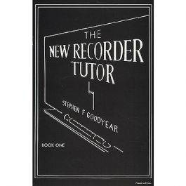 The New Recorder Tutor Book 1