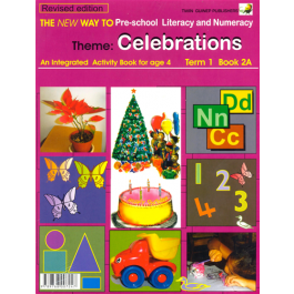 The New Way To Pre-School Literacy and Numeracy - Twin Guinep Publishers