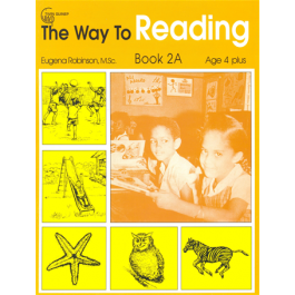 The Way to Reading Book 2A