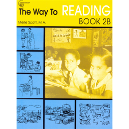 The Way to Reading Book 2B