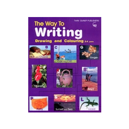 The Way to Writing, Drawing and Colouring