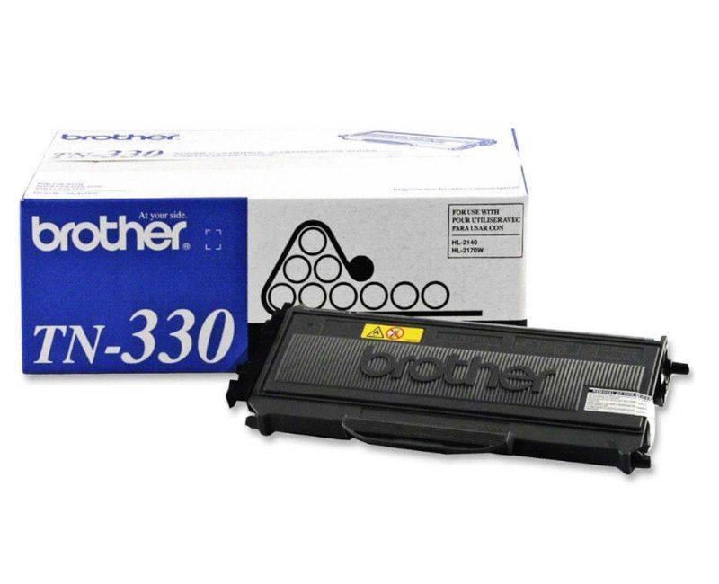 Brother Black Toner TN330