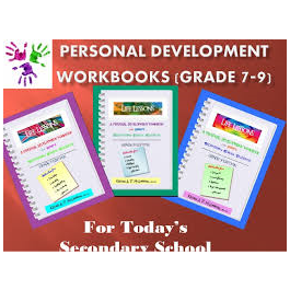 Life Lessons A Personal Development Workbook for Todays Secondary School Student Grade 8 Edition