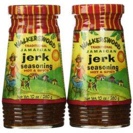 Walkerswood Jerk Seasoning, 2pk/10oz