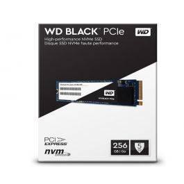 WD Black PCIe WDS256G1X0C Solid state drive  256 GB
